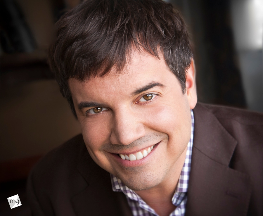 Charles Lafortune, porte-parole d'Habitat pour l'humanité